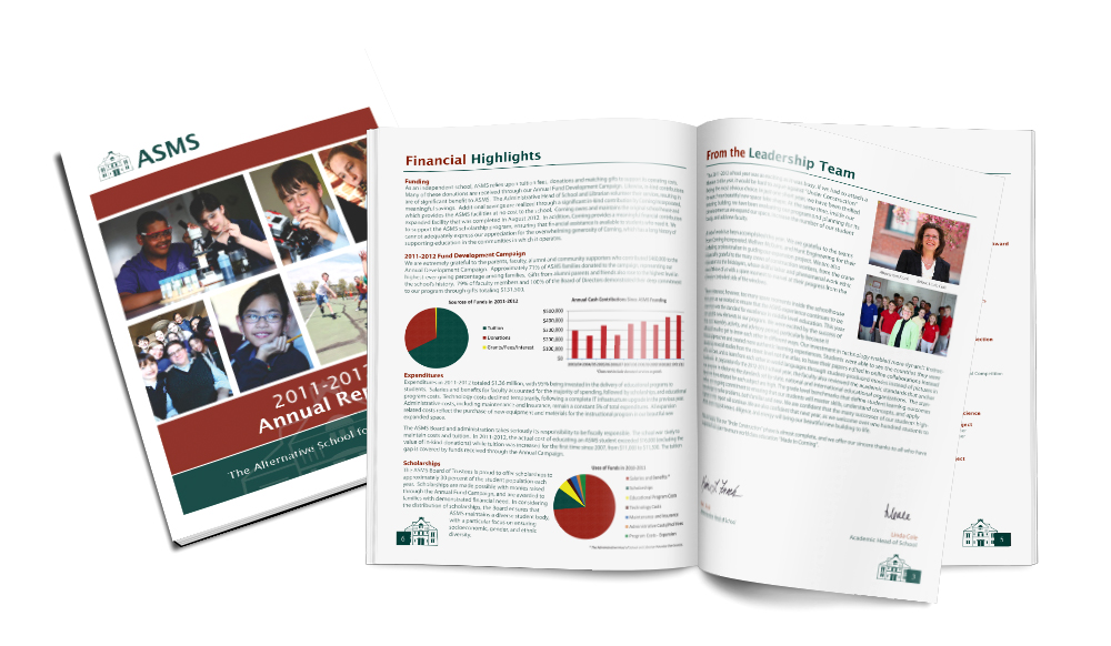 ASMS Annual Report