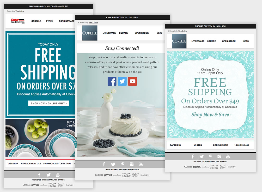 Responsive Email Marketing Designs